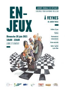 EN-JEUX @ Jardin Public